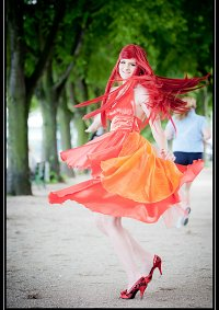 Cosplay-Cover: Fuoco [Das Feuer]   火災