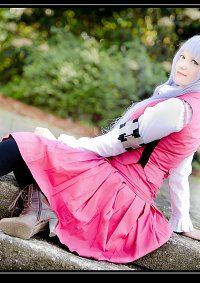 Cosplay-Cover: Ushio Amamiya -Silberclass- / Oma Version