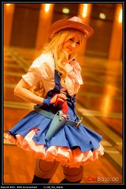 Cosplay-Cover: Sheryl Nome (Cowgirl)