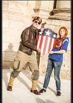 Cosplay-Cover: Captain Cosplay | Dani Rogers