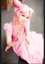 Cosplay-Cover: Prinzessin Lady Serenity