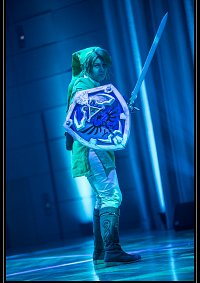 Cosplay-Cover: Link [SSB]