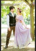 Cosplay-Cover: Rapunzel ~Art Nouveau~