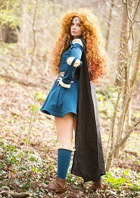 Cosplay-Cover: Sailor Princess Merida (DracheaRannak Fanart)