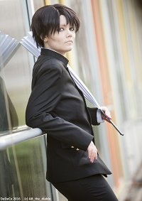 Cosplay-Cover: Levi [Junior High]