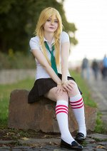 Cosplay-Cover: Panty [School]