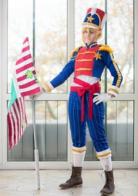 Cosplay-Cover: Nazuna Nito [Colour Guard Leader / Marching Band]