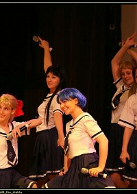 Cosplay-Cover: YUME  Schuluniform