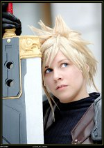 Cosplay-Cover: Cloud Strife [First Class Soldier]