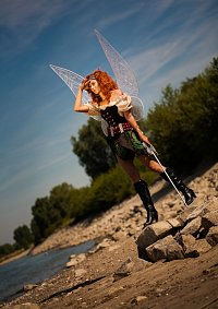 Cosplay-Cover: Zarina, die Piratenfee