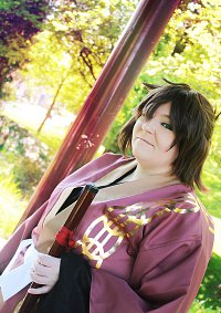 Cosplay-Cover: Okita Souji (traditionell)