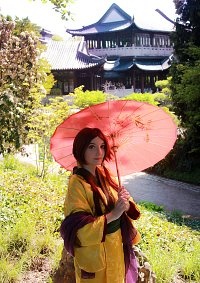 Cosplay-Cover: Senhime
