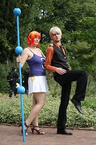 Cosplay-Cover: Nami ** Water Seven II
