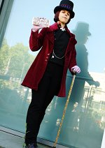 Cosplay-Cover: Willy Wonka
