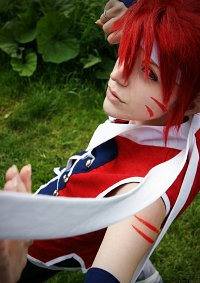 Cosplay-Cover: Tory