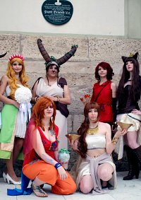 Cosplay-Cover: Cancer    Krebs