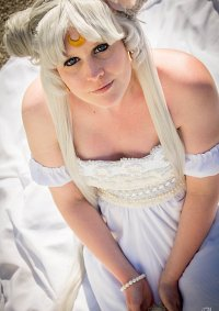 Cosplay-Cover: Prinzessin Serenity Artbook Version