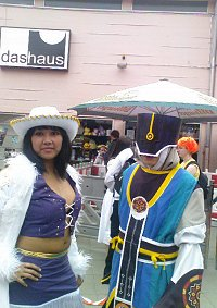 Cosplay-Cover: Bevelle Priester (Yuna's Wedding)