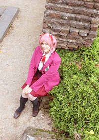 Cosplay-Cover: Makie Sasaki