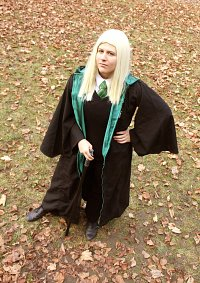 Cosplay-Cover: Lucius Malfoy Schooldays