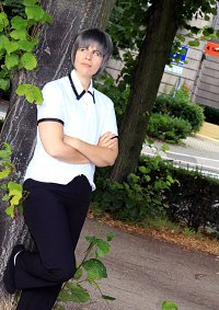 Cosplay-Cover: Yuki Sohma