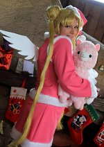 Cosplay-Cover: Usagi Tsukino *Christmas Artwork*