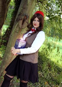 Cosplay-Cover: 11th Doctor - Female