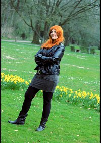 Cosplay-Cover: Amy Pond - Asylum of the Daleks -