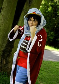 Cosplay-Cover: Monkey D. Ruffy • Alabasta Arc