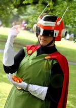 Cosplay-Cover: Saiyaman