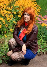 Cosplay-Cover: Amy Pond - Vampires in Venice