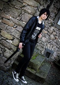 Cosplay-Cover: Nico di Angelo [Trials of Apollo]