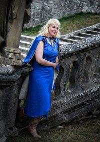 Cosplay-Cover: Daenerys Targaryen - Blue Dress