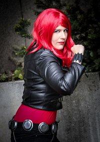 Cosplay-Cover: Natasha Romanoff - Avengers Academy
