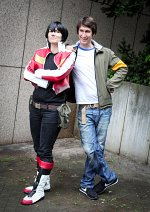 Cosplay-Cover: Keith