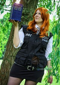 Cosplay-Cover: Amy Pond - Kissogram