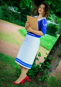 Cosplay-Cover: Peggy Carter (Avengers Academy)