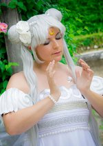 Cosplay-Cover: Prinzessin Serenity *Crystal/Artbook*