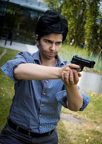 Cosplay-Cover: Shane Walsh