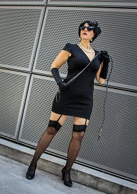 Cosplay-Cover: Catwoman - DC Bombshell