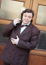 Cosplay-Cover: Dr. McPhee [Nachts im Museum]