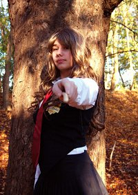 Cosplay-Cover: Hermine Granger ~*~ Book Inspired ~*~