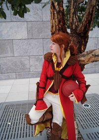 Cosplay-Cover: Ginny Weasley [Quidditch]