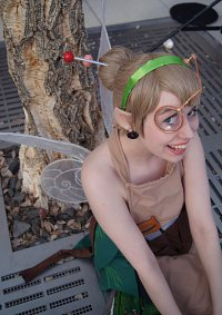 Cosplay-Cover: Tinkerbell [Realistic Tinker-Fairy]