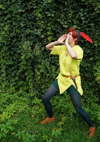Cosplay-Cover: Peter Pan「Disney Park Version」