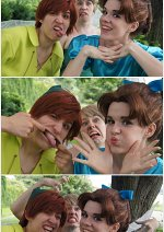Cosplay-Cover: Wendy Darling 「Disney Park Version」