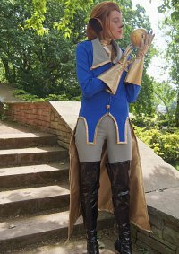 Cosplay-Cover: Captain Amelia