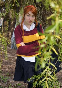 Cosplay-Cover: Ginny Weasley