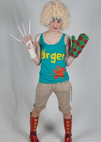 Cosplay-Cover: Struwwelpeter