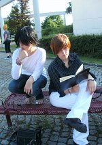 Cosplay-Cover: L Lawliet/Ryuzaki
